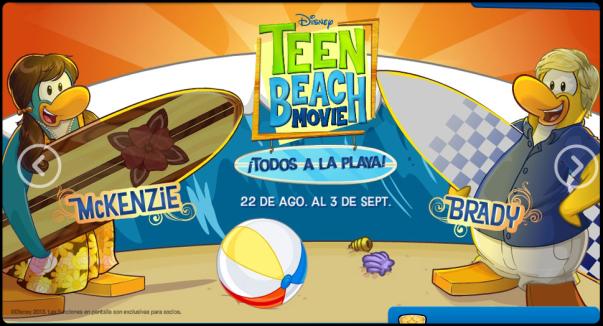 Teen Beach Movie Summer Jam