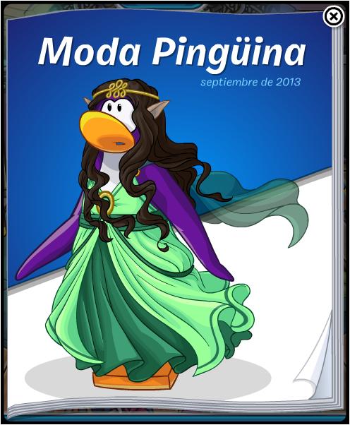 Catálogo de Moda Pinguina