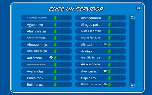 Bug Servidores1