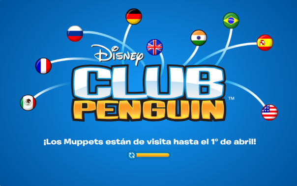 Club Penguin Los Muppets