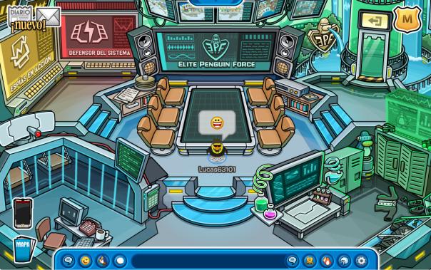 EPF Sala de Comando