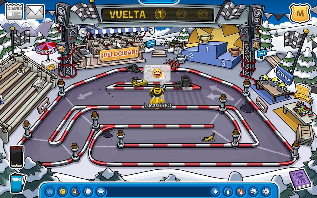 juego carrera turbo: