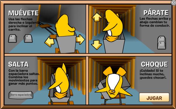 Carrito Surfero - Instrucciones