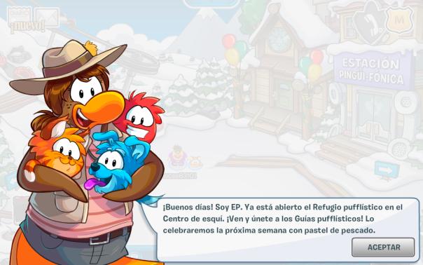 Nuevo Refugio EP