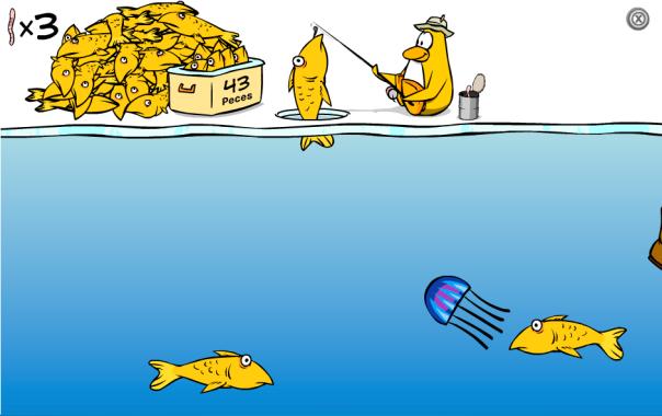 Pesca en Hielo - Tip de Juego2