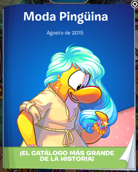 Catálogo de Moda Pinguina Agosto 2015