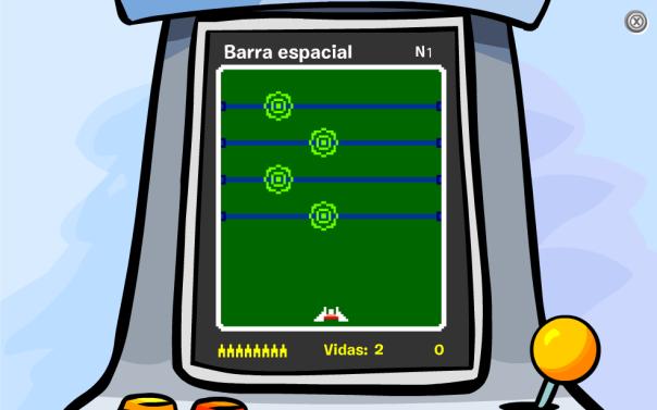 Barra Espacial