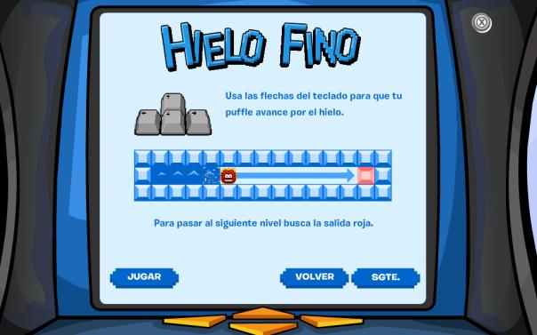 Hielo Fino - Cómo jugar