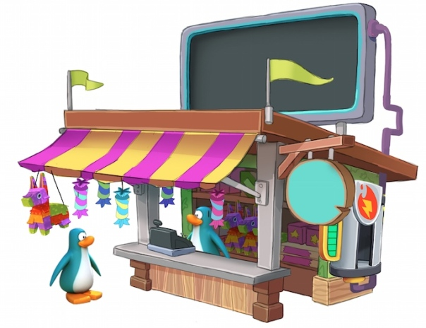 Club Penguin Project Super Secret - FunHut