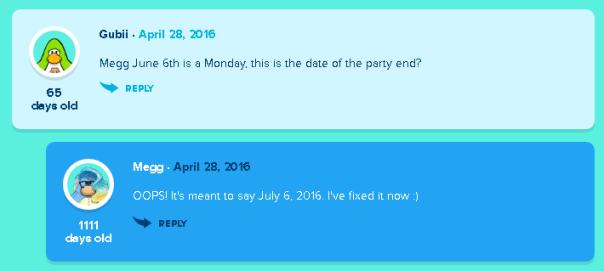 Zootopia Party June