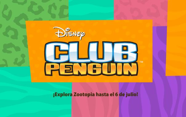 Club Penguin Zootopia