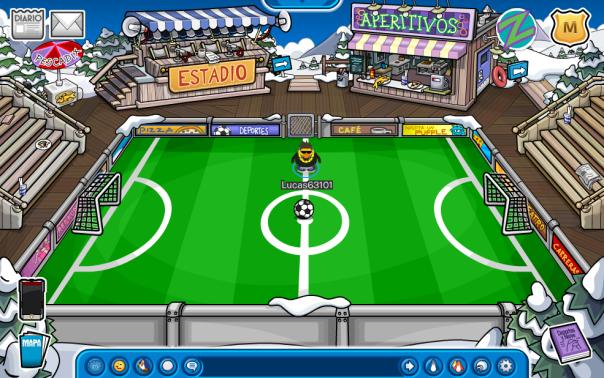 Estadio de soccer