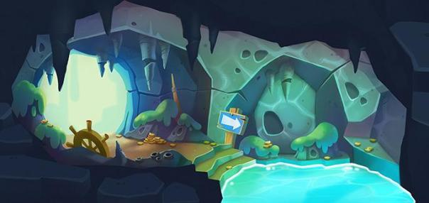 Submarine room